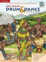 WEST AFRICAN DRUM & DANCE (BK/CD/DVD)