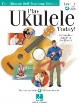 Play Ukulele Today Lev 1 (Bk/Cd)