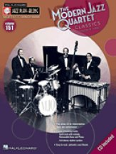 Jazz Play Along V151 Modern Jazz Quartet