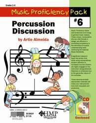 MUSIC PROFICIENCY PACK #6 (PERCUSSION DI