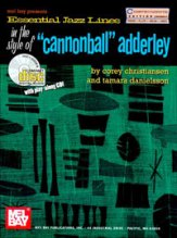 In The Style of Cannonball Adderley (Bk/