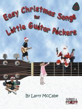 Easy Christmas Songs For Little Guitar P