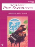 Pop Favorites Intermediate C Book