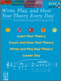 Write Play And Hear Your Theory Bk 4
