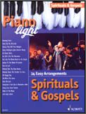 Piano Light Spirituals & Gospels