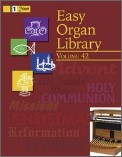 Easy Organ Library Vol 42