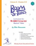 Boom-A-Tunes Curriculum Vol 2
