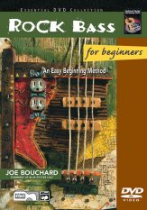 Rock Bass For Beginners (Dvd)