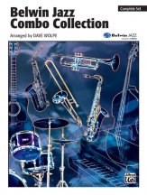 Belwin Jazz Combo Collection (Set)