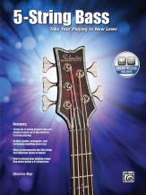 5 String Bass (Bk/Cd)