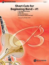 Short Cuts For Beginning Band #1