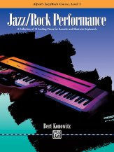 Jazz/Rock Performance Lev 3