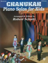 Chanukah Piano Solos For Kids