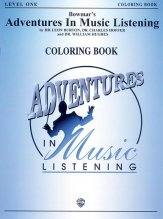 ADVENTURES IN MUSIC LISTENING (COLORING