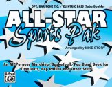 All-Star Sports Pak (Opt Bari Bc/Tuba)