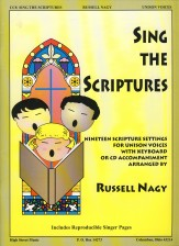 Sing The Scriptures