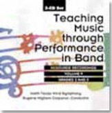 Teaching Music Through Perf/Band V9 Cd1