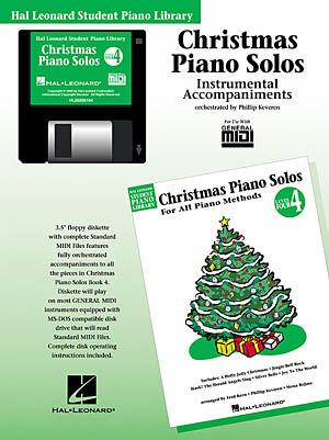 Christmas Piano Solos Lev 4 (Gm Disk)
