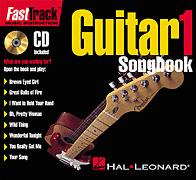 Fast Track Guitar 1 Songbook