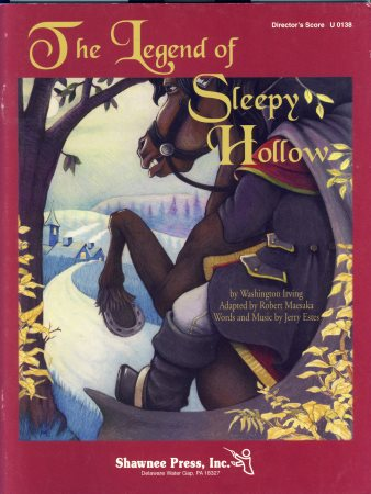 The Legend Of Sleepy Hollow 5 Pack
