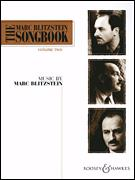 Marc Blitzstein Songbook Vol 2, The