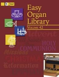 EASY ORGAN LIBRARY VOL 42