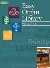 EASY ORGAN LIBRARY VOL 53