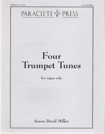 FOUR TRUMPET TUNES