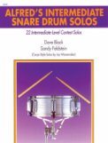 Alfred's Intermediate Snare Drum Solos