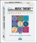 Essentials of Music Theory-30 Pack Comp