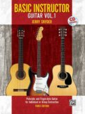 Basic Instructor Guitar Vol 1
