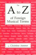 A To Z of Foreign Musical Terms, The