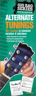 Gig Bag Book of Alternative Tuning