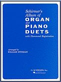 Schirmer's Album of Organ & Piano Duets
