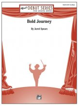 Bold Journey: 1st B-flat Clarinet