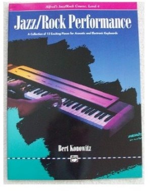 Jazz/Rock Performance Lev 4
