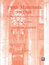 French Masterworks For Organ