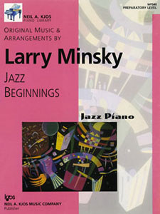 Jazz Beginnings Preparatory Level
