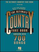 Ultimate Country Fake Book, The (5th Ed)