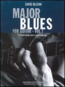 Major Blues For Guitar Vol 1 (Bk/Cd)