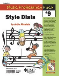 MUSIC PROFICIENCY PACK #9 (STYLE DIALS)