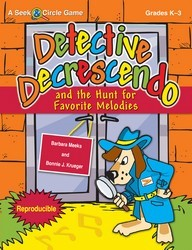 DETECTIVE DECRESCENDO & THE HUNT FOR FAV