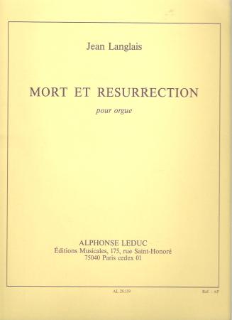 MORS ET RESURRECTION (COMBRE)