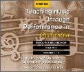 Teaching Music Through Perf/Orch V1cd