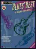 Jazz Play Along V030 Blues' Best (Bk/Cd)