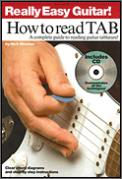 Really Easy Guitar How To Read Tab (Bk/C