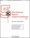 5 Christmas Hymn Improvisations Set 2