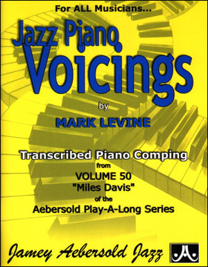 Magic of Miles Davis Vol 50-Pno Voicings