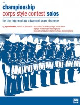 Championship Corps Style Contest Solos