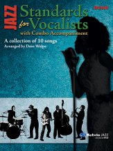 Jazz Standards For Vocalists (Drumset)
